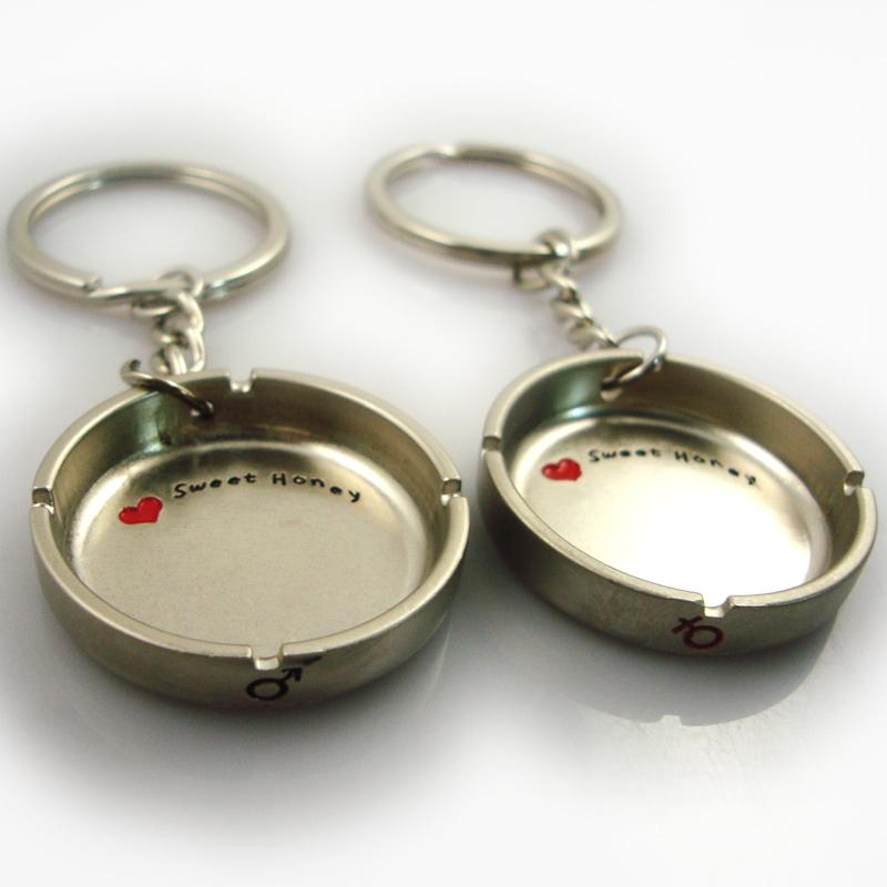 cute couple keyrings