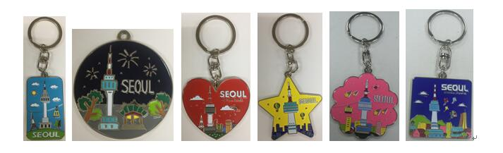 Personalized keychains products photo