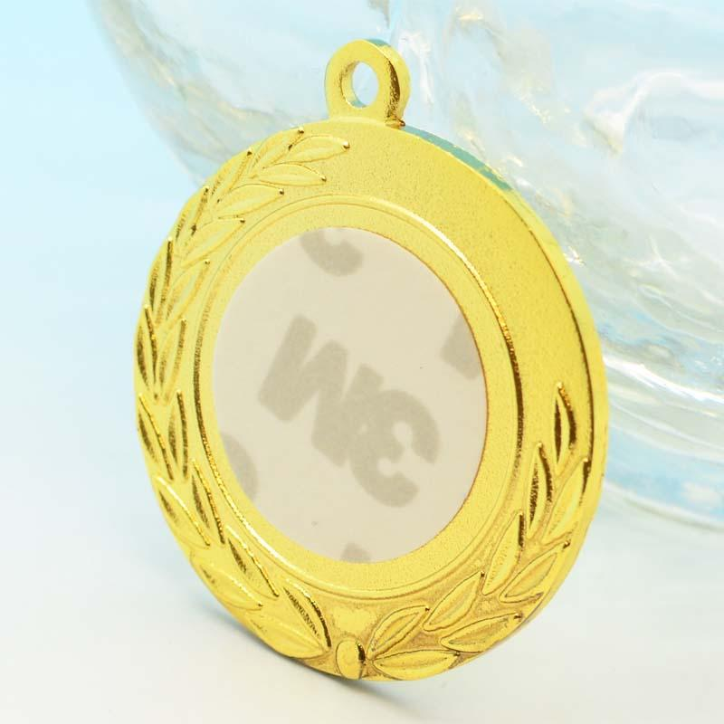 Low Price Promotional New Design Miraculous Blank Medal