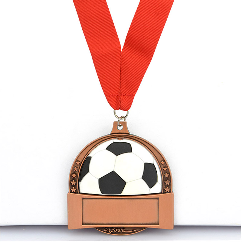 China Factory Football Medals