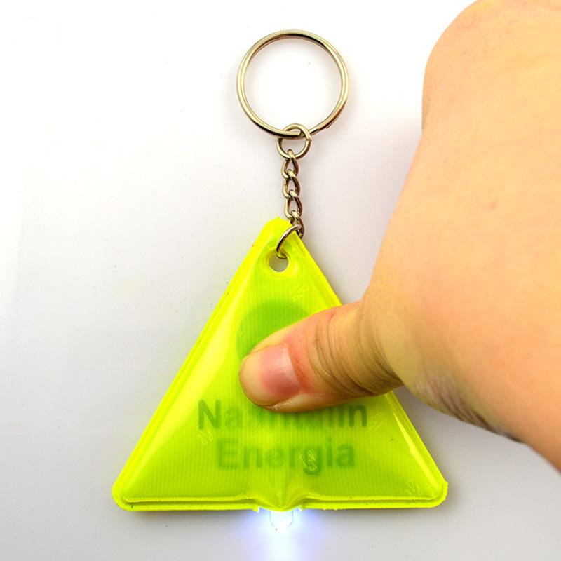 Wholesale Custom Cheap Led Key Ring With Light