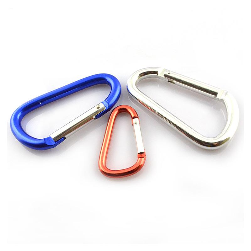 Artigifts Factory Direct Sale Wholesale Hook Keychain Carabiner