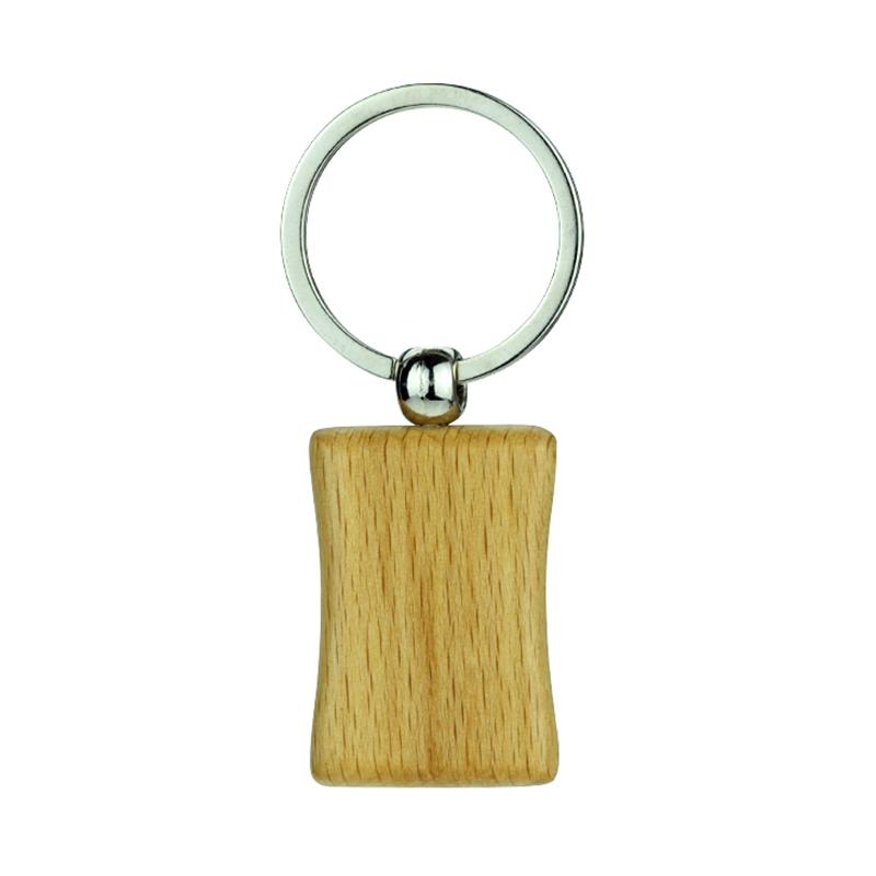 wholesale keychains factory custom wooden key holder