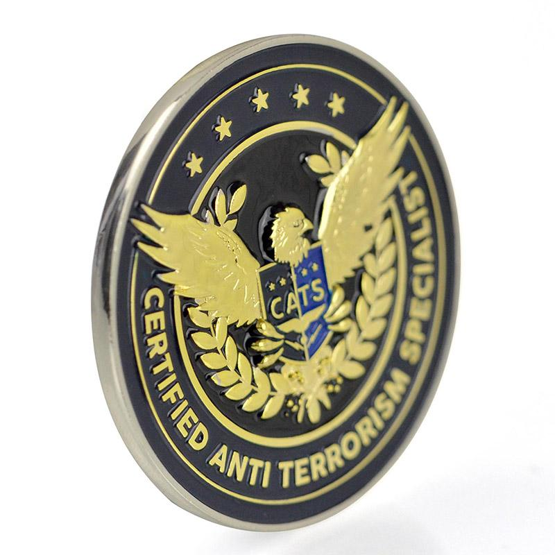 American Eagle Tungsten Gold Coin