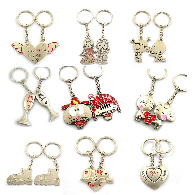 Wedding Keychain For Couples