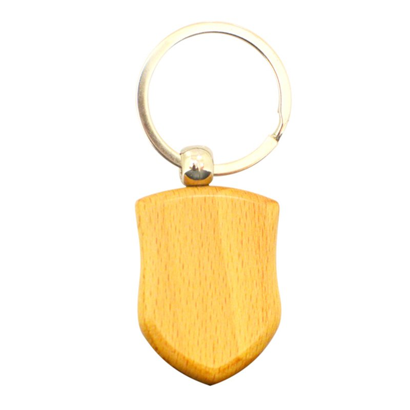 Keychain Custom Wooden Key Chain