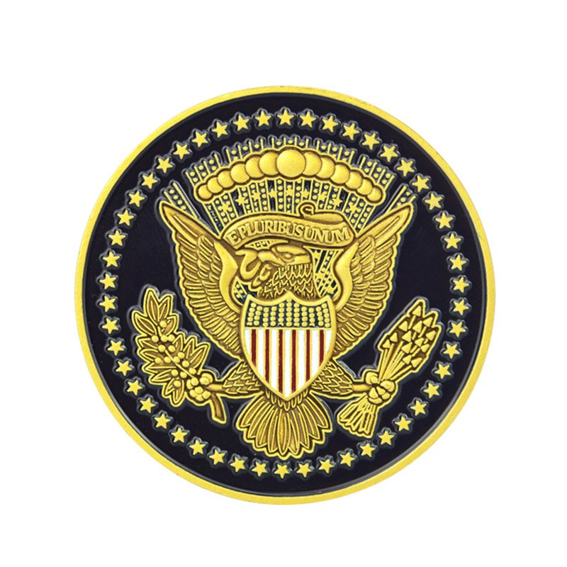 Custom American Eagle Coin