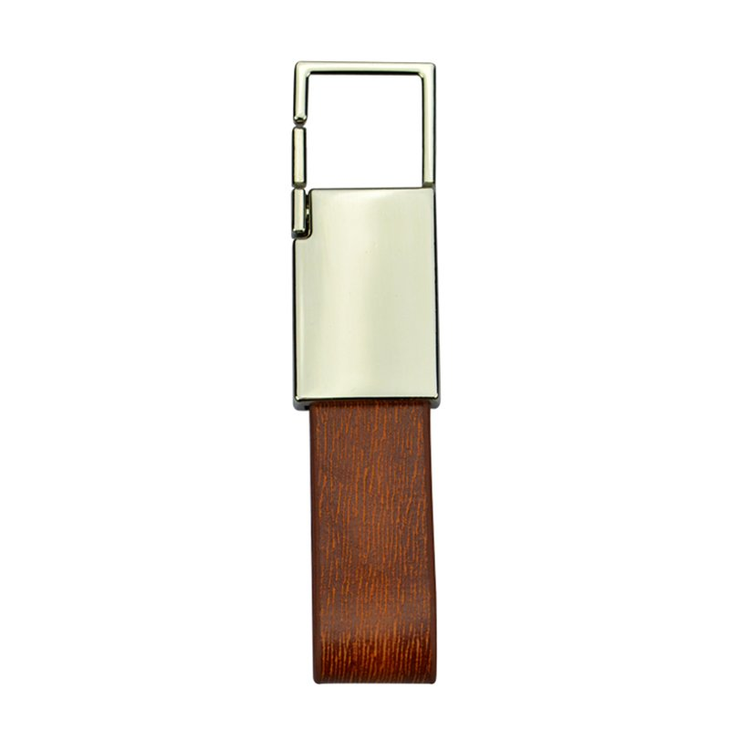 Personalized Key Chain Leather