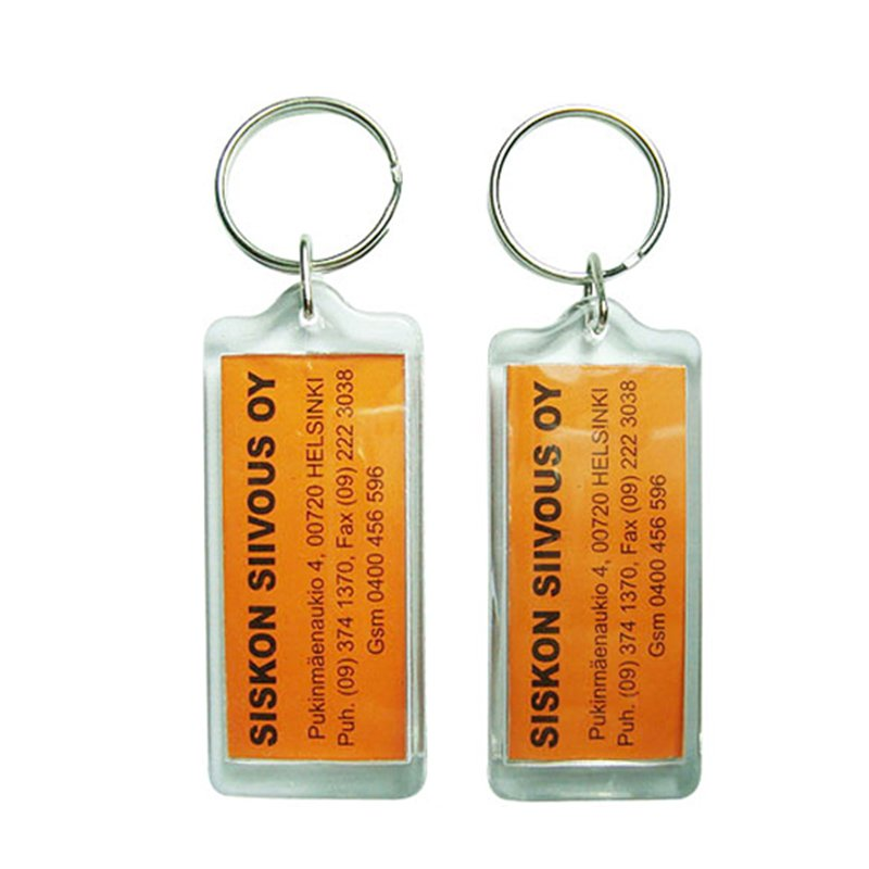 Acrylic Keychain Manufacturers