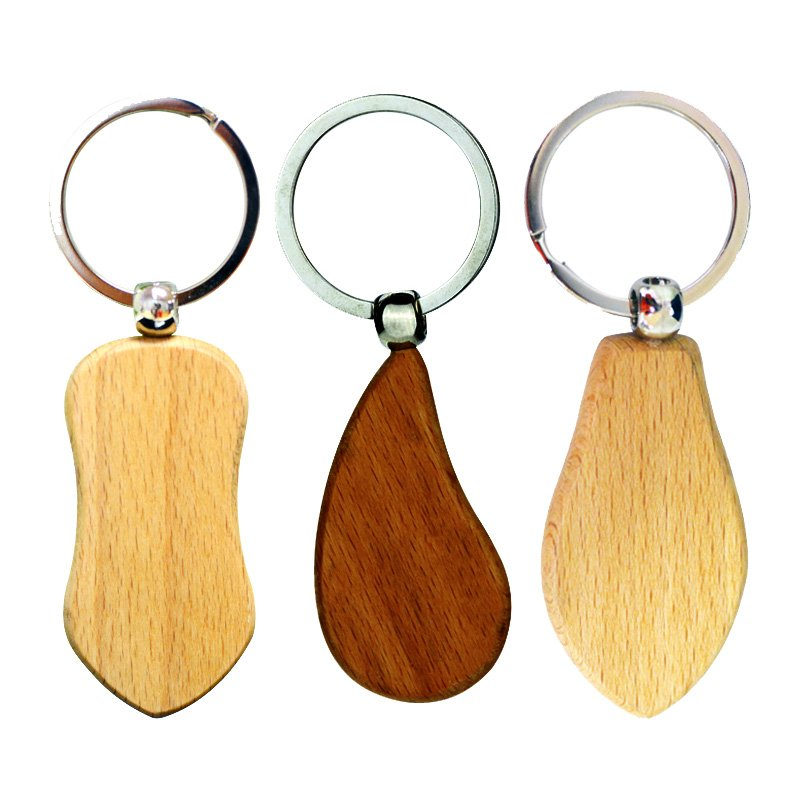 Wooden Keychain Supplier