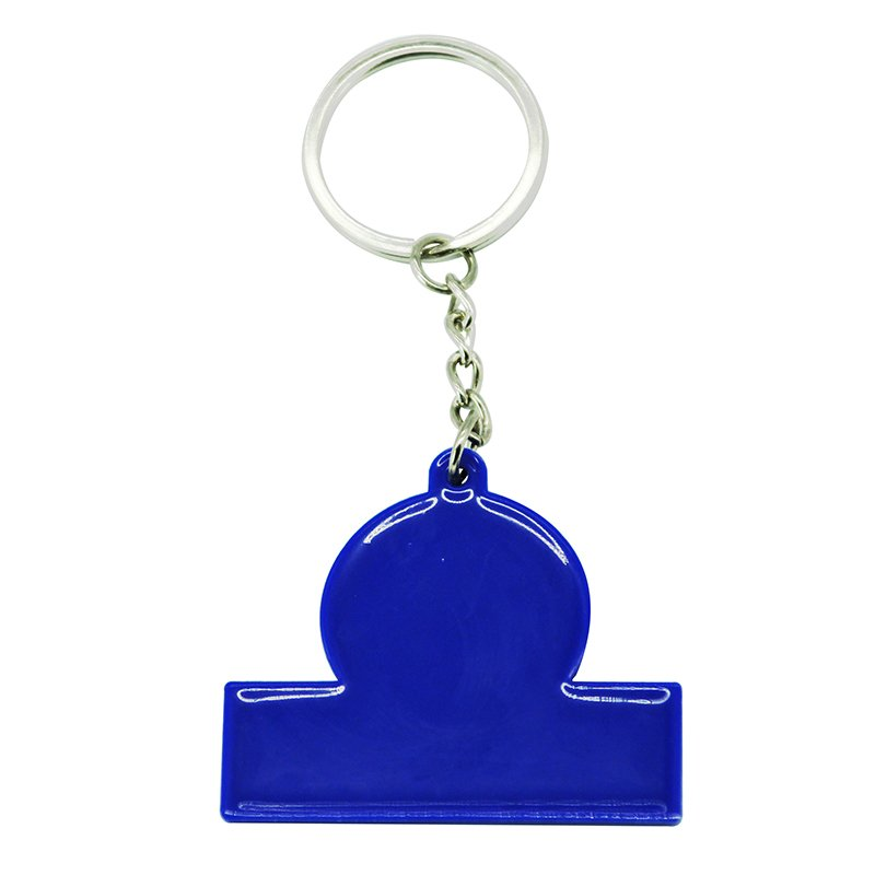 Soft Pvc Key Holder Rubber Keychain Custom