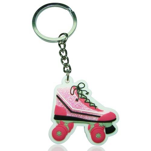 Promotion cheap custom soft pvc keychain