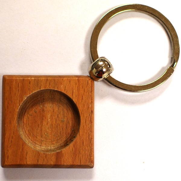 Hot sell cheap wooden keychains manufacturer