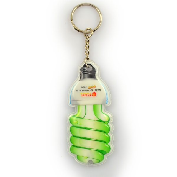 Cheap  led key ring with light