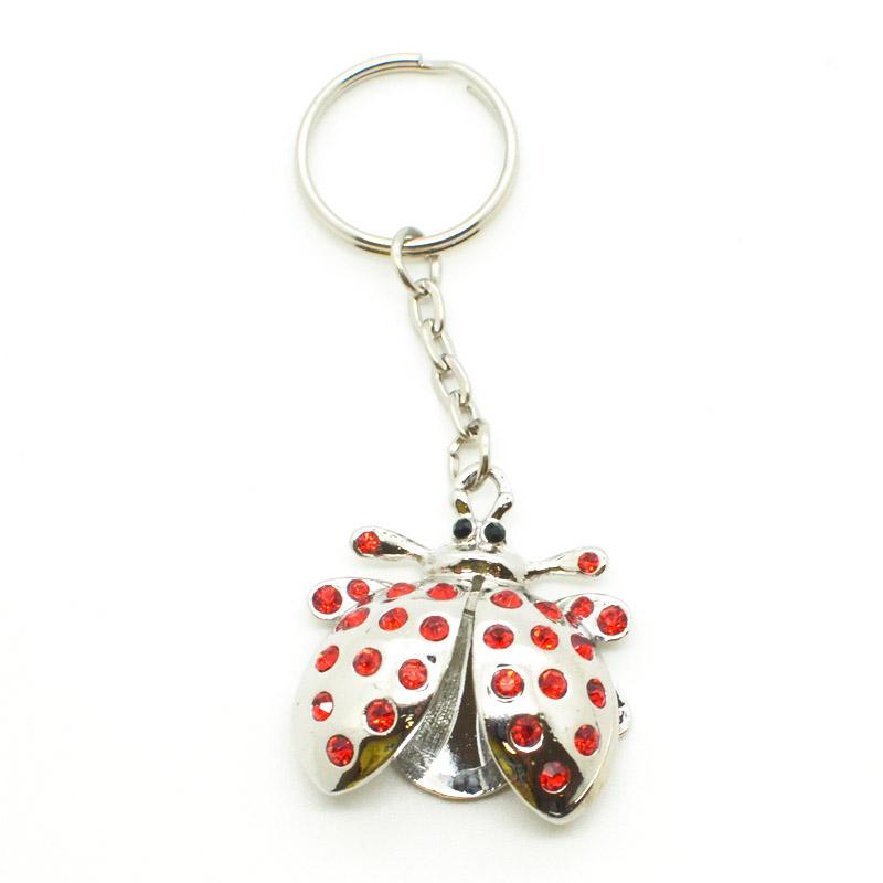 New fashion hot sale metal keychain