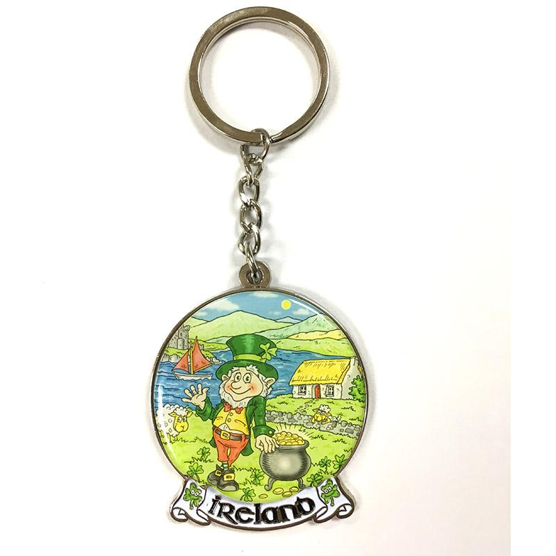 Factory direct sales free design keychain