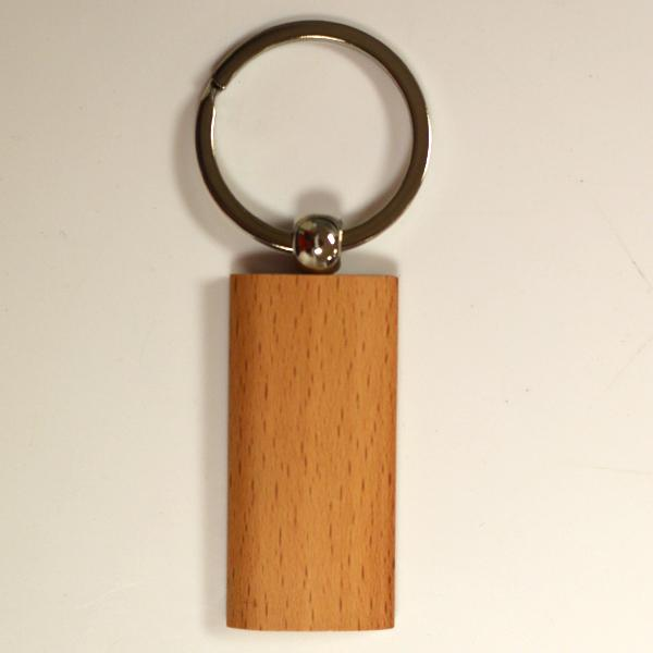 Wholesale wood keychain in key chains