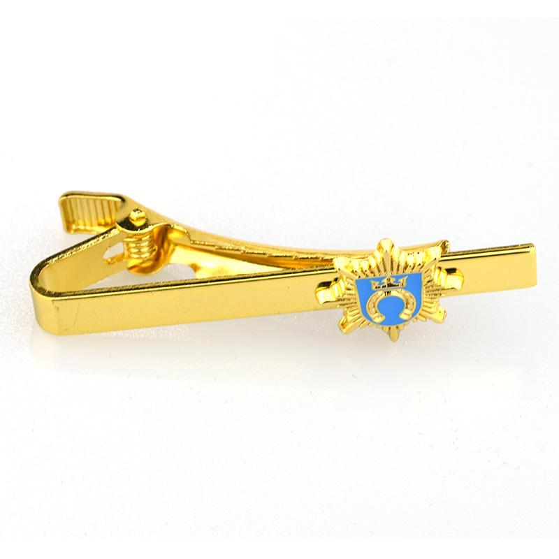 Wholesale Cheap Blank Metal Tie Clip With Custom Logo