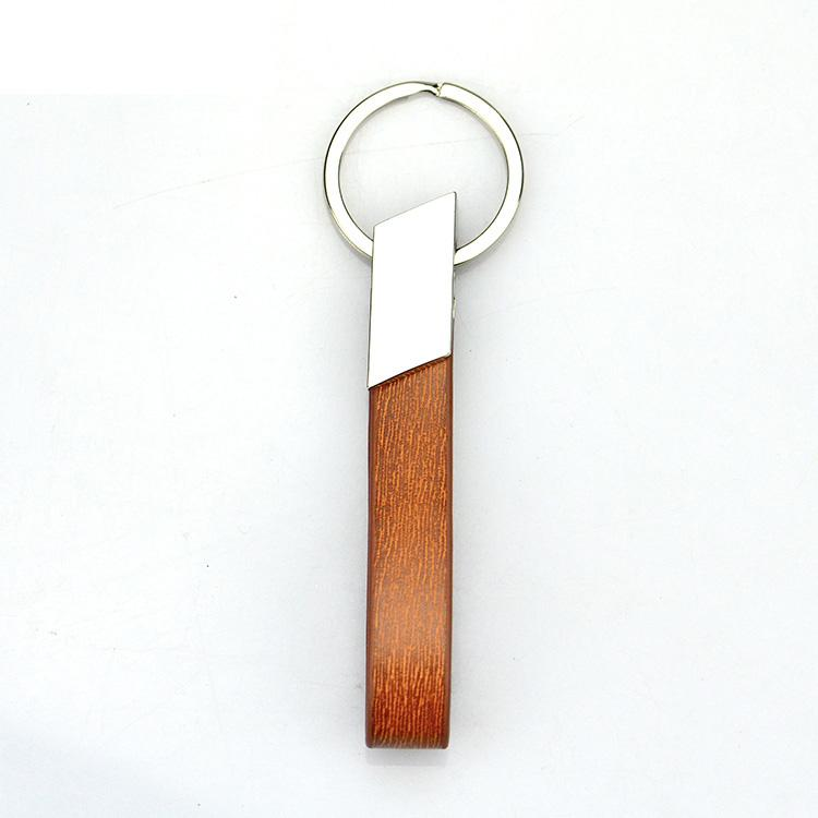 Wholesale Custom Design Leather Car Keychains Tags