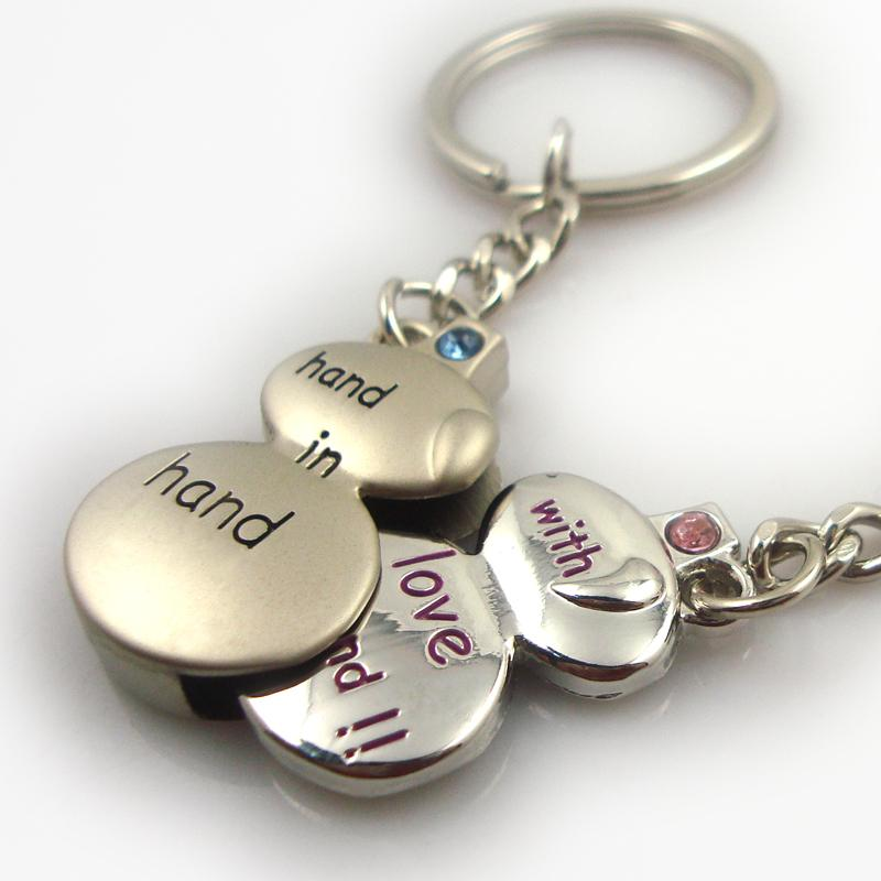 Love Keychains Keyrings For Him