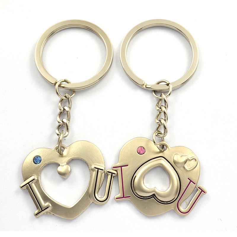 best friend friendship keychains