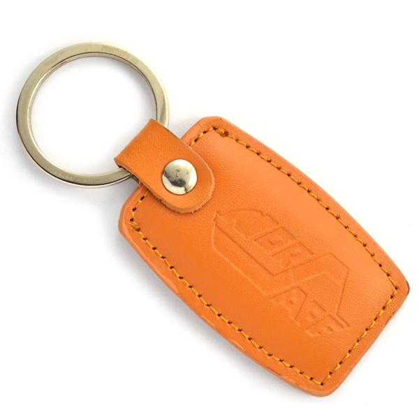 Cheap Pu Leather Keychain Hook