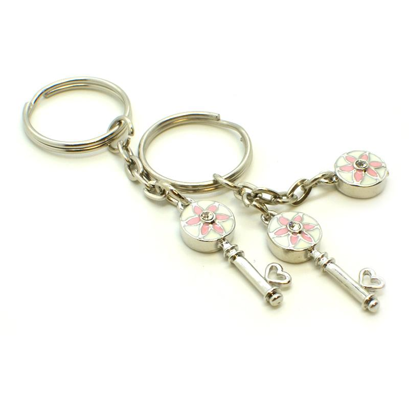 Keychain Factory Direct Key Shaped Personalized Keychains Online