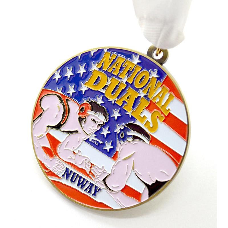 China Made Hot Sale High Quality Cheap Jiu-Jitsu Medal