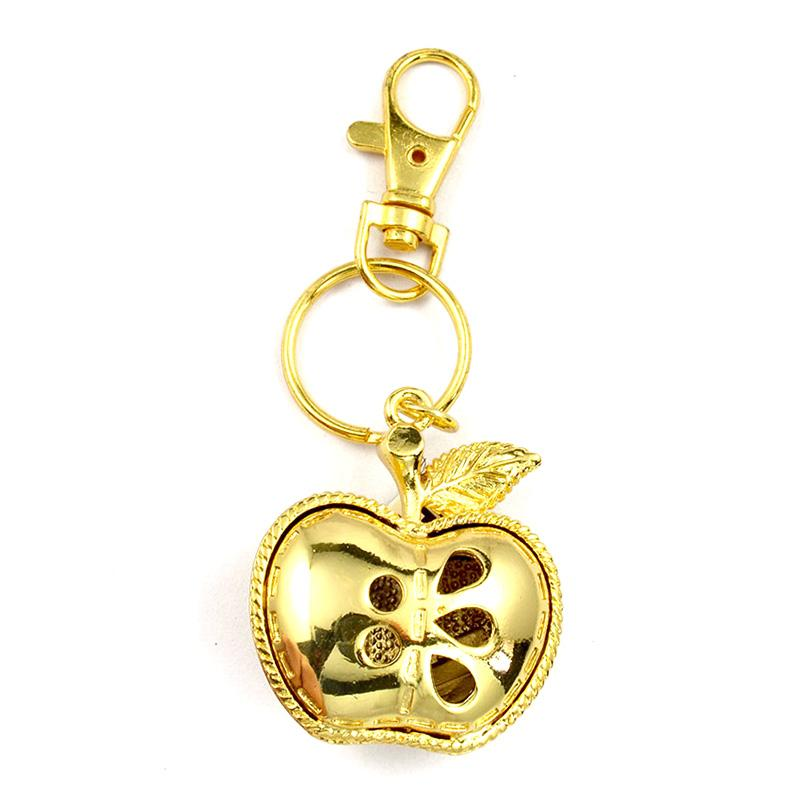 China Keychain Supplier Custom Bulk Gold 3D Metal Key Chain