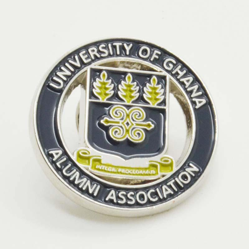Wholesale China Metal Badge Maker Uniform Custom School Badges
