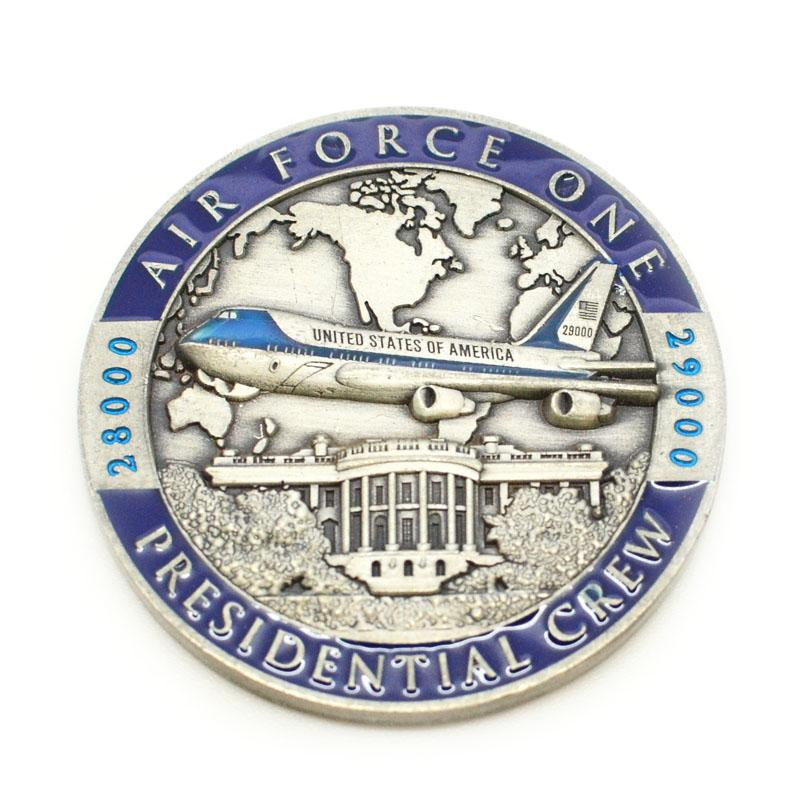 Factory Direct Sale Hot Selling Militry Challenge Coin