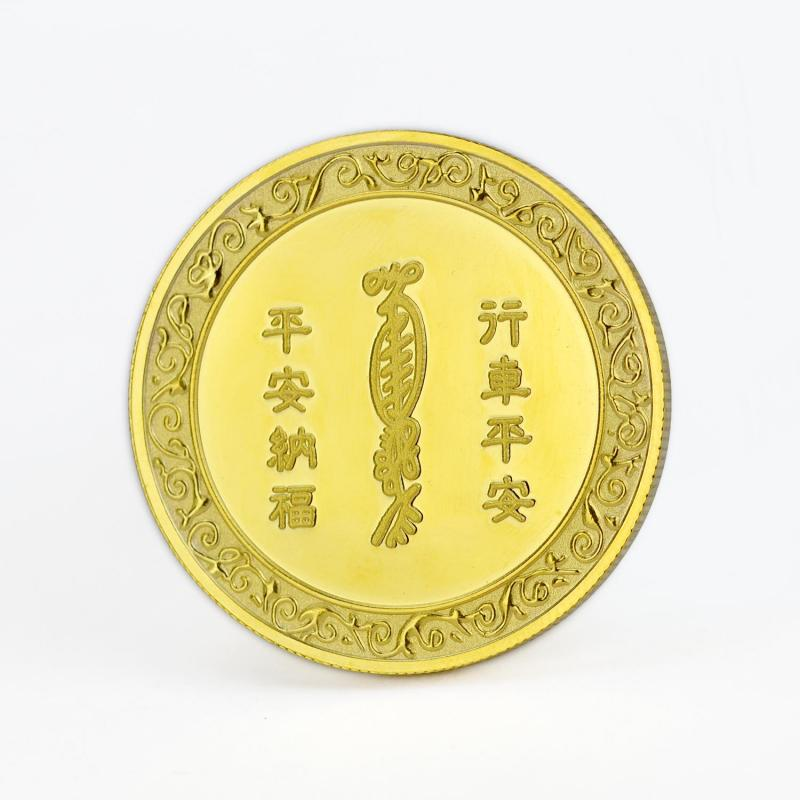 No Minimum Factory Fashion Cheap High Quality Metal Coin