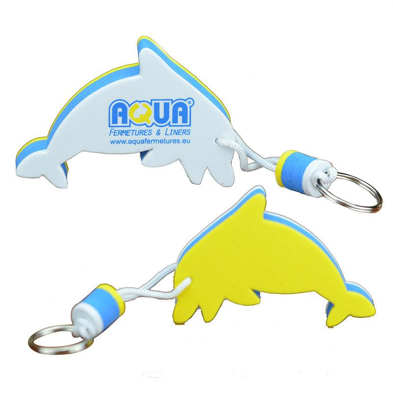 Keychain Factory Custom Bulk Cheap Eva Boat Key Float Keychain