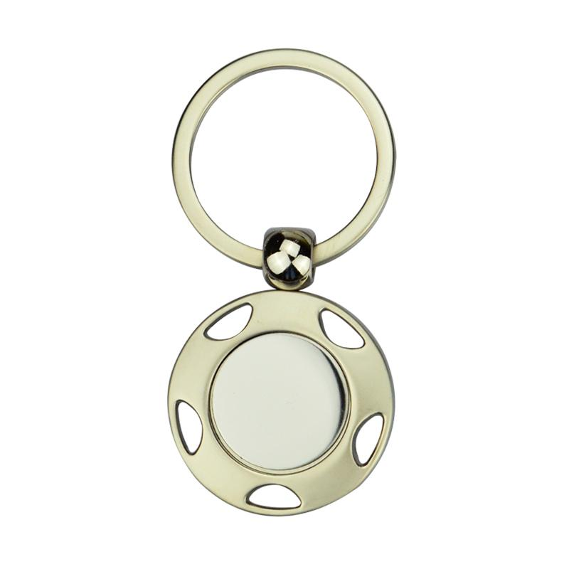 High Quality Cheap Custom Metal Keychain Hardware Wholesale