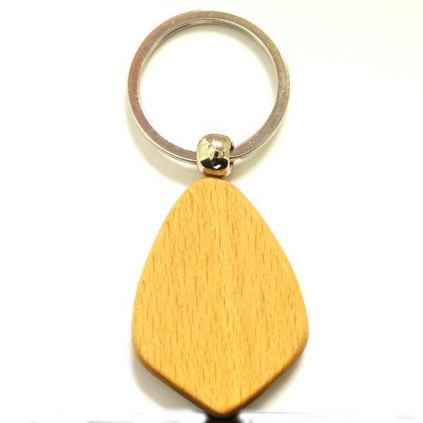 Wholesale Buy Name Keychain Custom Cheap Wood Key Ring In Bulk