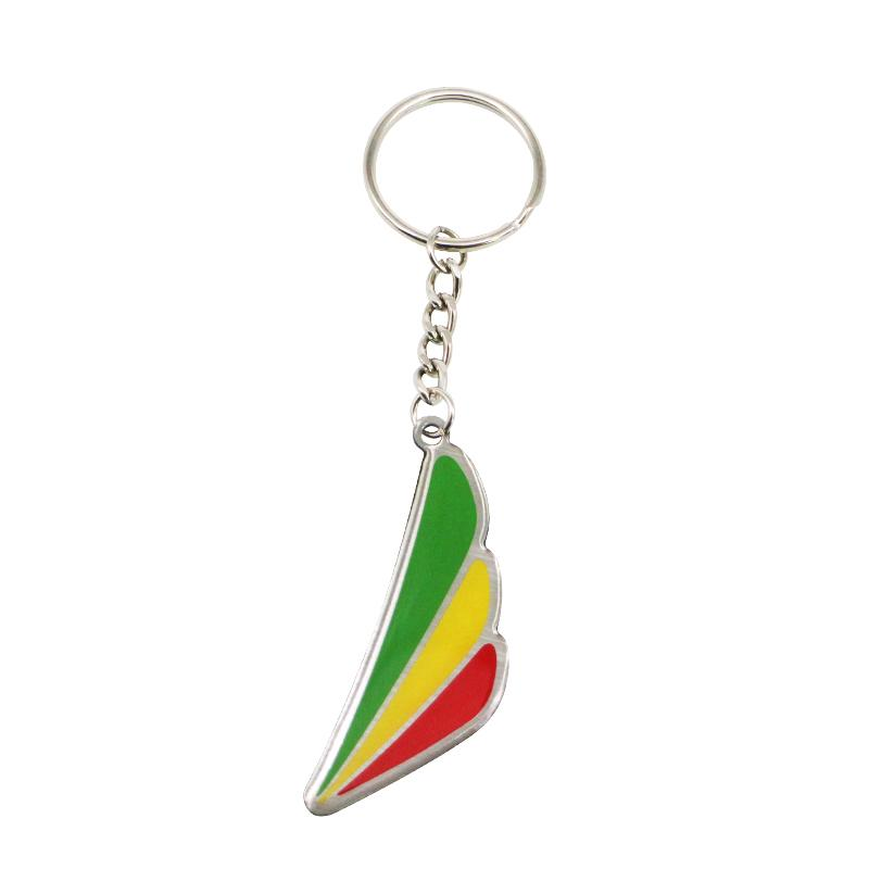 Artigifts Customized Your Own Enamle Fancy Key Ring Sample Free