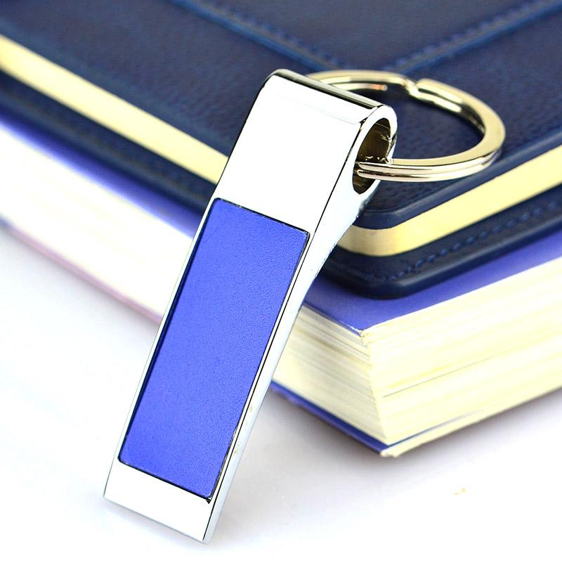 Key Ring Factory Wholesale Cheap Blank Bulk Leather Keychains