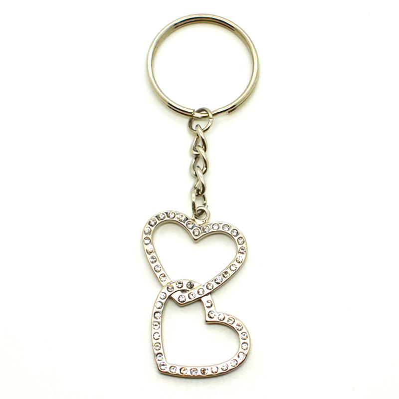 Key Chain Factory Custom Wedding Metal Giveaway Keychain