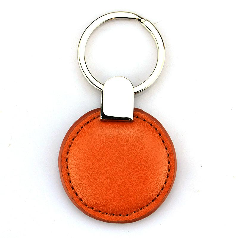 Artigifts Promotion Gift Cheap Custom Bulk Car Keychain Leather