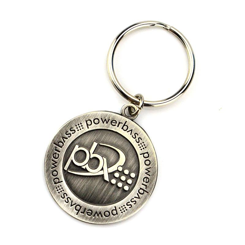 Wholesale Key Chain Oem Factory Cheap Keychain Metal Custom