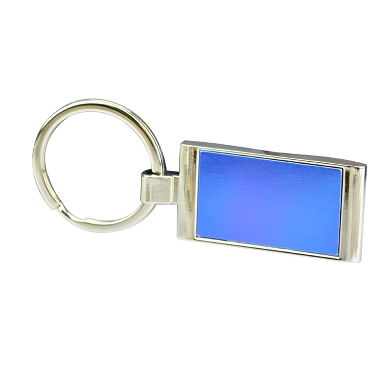 Key Ring Maker China Custom Metal Key Chain Steel Keychain