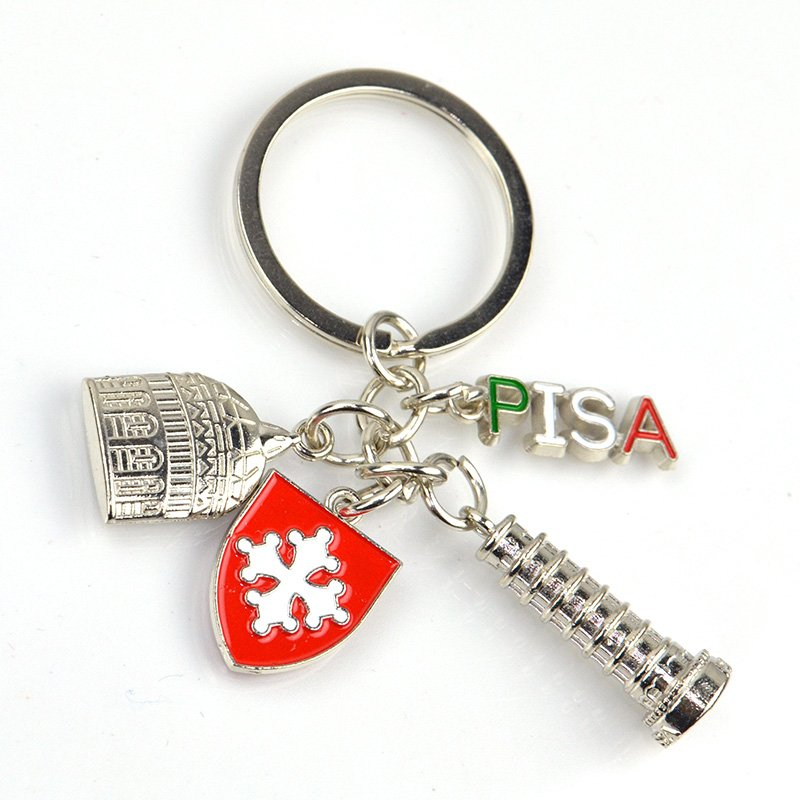 Custom Keychain Maker Supplier Diy Personalized Car Keychain Metal