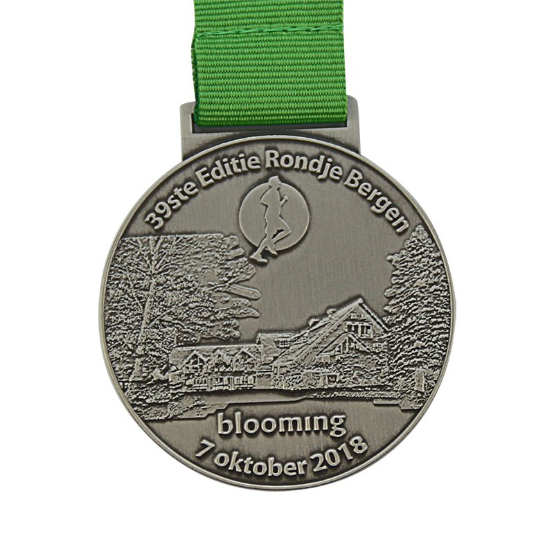Cheap Award Medal Custom Commemorative Marathon Sport Medal