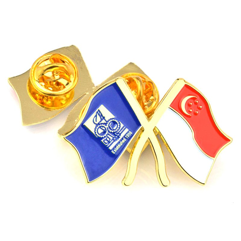 Enamel Metal Pin Set | Asdela
