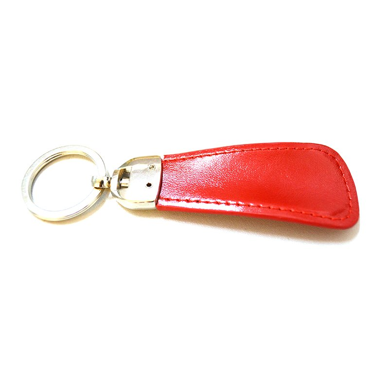 Artigifts Factory Keychains Custom Logo Pu Leather Keychain