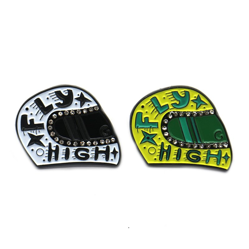 Oem Custom Hard Enamel Lapel Pin Manufacturers China