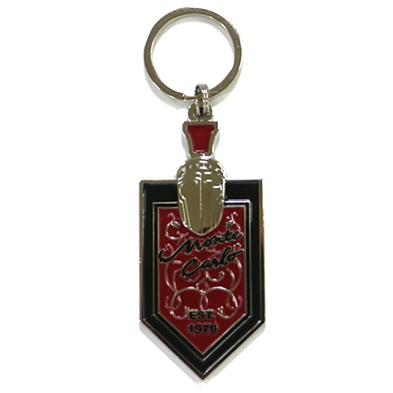 Key Holder Luxury Keychain No Minimum Custom Metal Key Chain