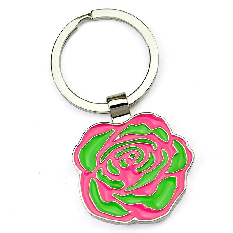 Promotional Gifts High Heel Keychain Custom 3D Metal Keychain