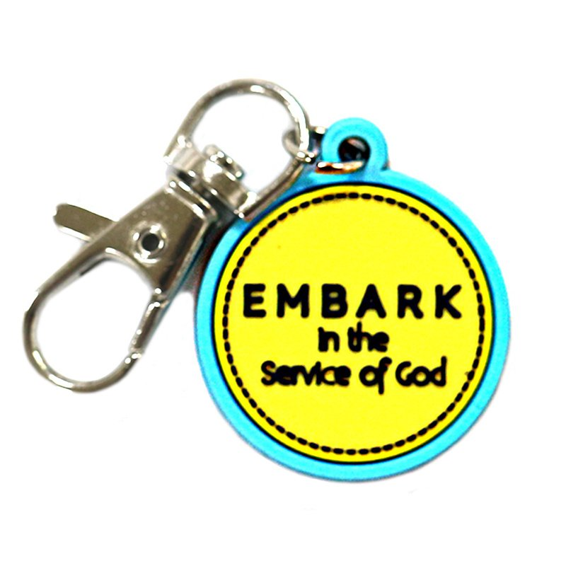 Custom Make Your Own Pvc Singapore Souvenir Keychain Rubber