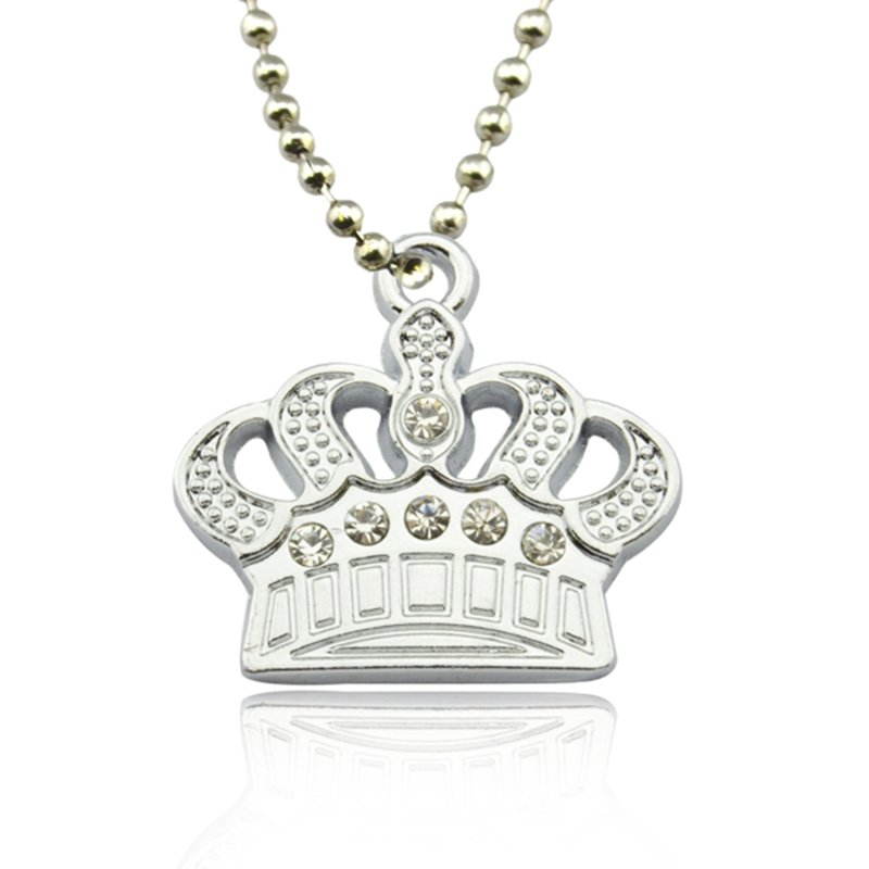 Customized Pendant Keychain Metal Crown Shaped Key Chain